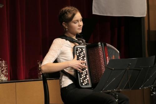 Caroline Vogel - Akkordeon