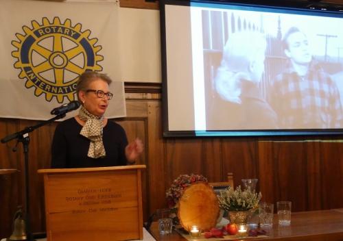 Referentin Christine Luchsinger