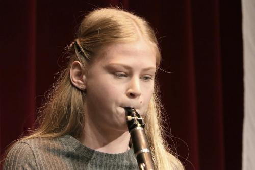 Melanie Zemp - Klarinette