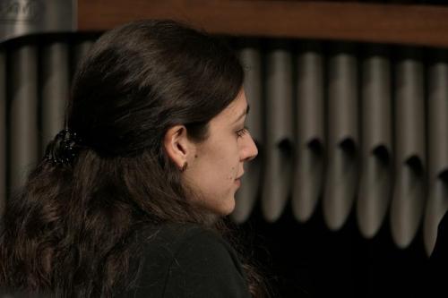 Korrepetitorin Brenda Maiorini