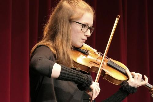 Ilona Distel - Violine