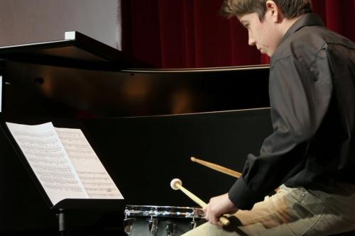 Samuel Blum - Kleine Trommel