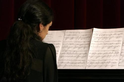 Brenda Maiorini - Korrepetitorin